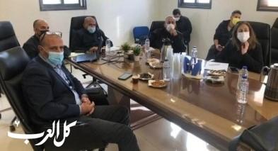 أش وسيف قلقان من تفشّي الكورونا في قرى طلعة عارة