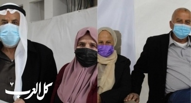 كاميرا كل العرب في محطة تطعيم كورونا