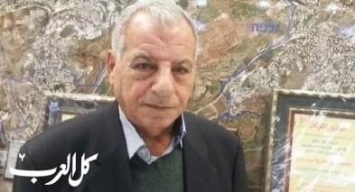 مشيرفة: وفاة الحاج مصطفى اغبارية