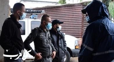 الشمال: اعتقال مشتبهين بجمع الخاوة