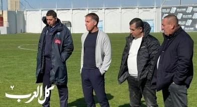 الإخاء الناصرة مع مدربه الجديد يستقبل الوحدة كفر قاسم