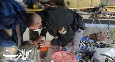 اعتقال مشتبهين بتجارة أسلحة ومخدرات