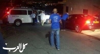 شجار عنيف في حي الكروم في الناصرة يسفر عن وقوع اصابات