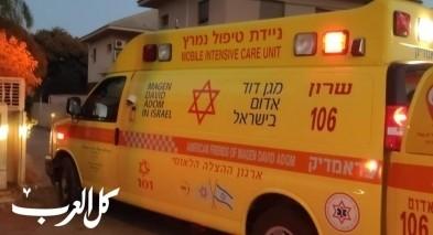 تعرّض طفلة من منطقة القدس للاختناق