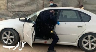 النقب - أم بطين: إصابة رجل بإطلاق رصاص