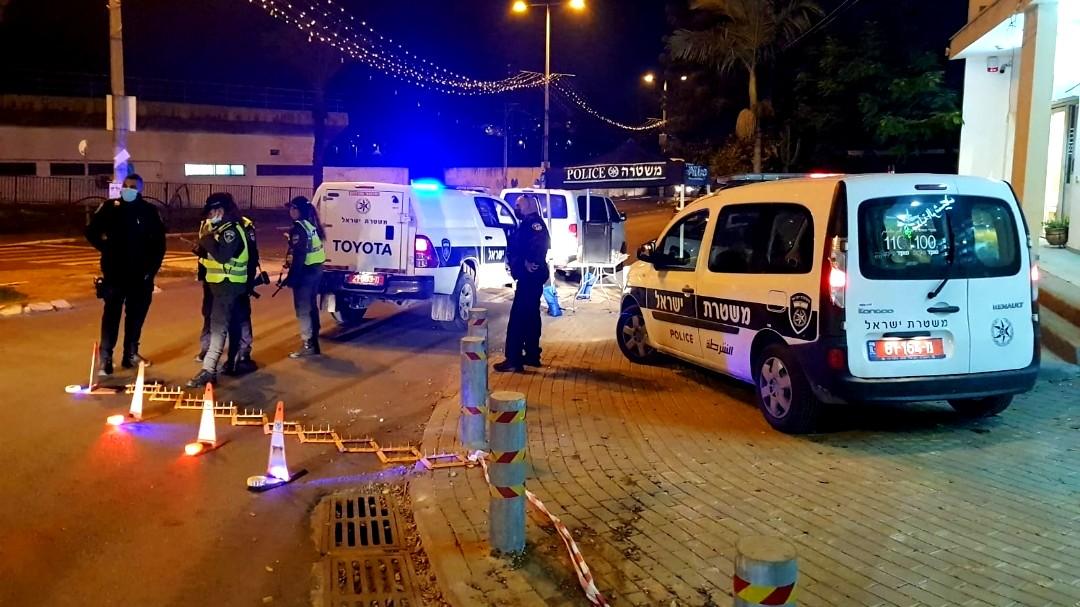إطلاق رصاص على دوريات شرطة في طوبا