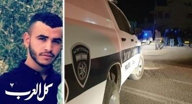 النقب:مقتل الشاب صائب عوض الله أبو حماد