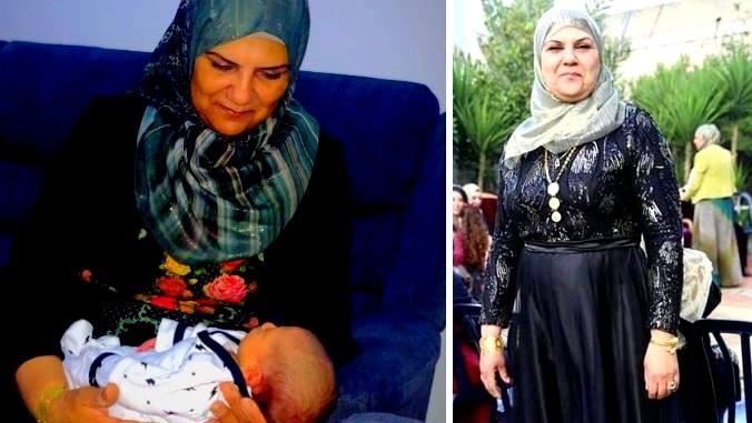 ابن المغدورة عايدة ابو حسين: والدتي لم تكن مستهدفة