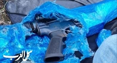 كابول| اعتقال مشتبهين بحيازة أسلحة وذخيرة