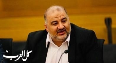 منصور عباس عن زيارة نتنياهو للناصرة: شعبنا يعي تمامًا
