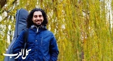 الفنان ساهر عوض من عكا يصدر اغنية الرحيل