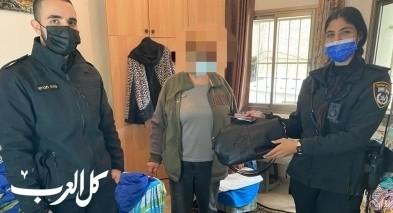 اعتقال شابة من حيفا بشبعة سرقة حقيبة من مسنة