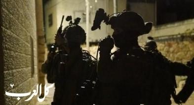 الجيش الإسرائيلي ينفّذ حملة اعتقالات في الضفة