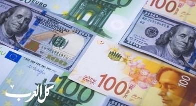 بنك اسرائيل يعلن عن شراء 30 مليار دولار