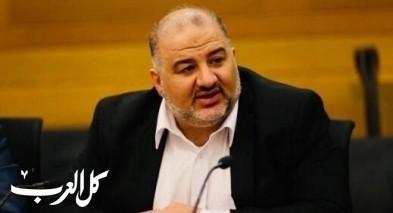 النائب د. منصور عباس:  مجتمعنا وطني بامتياز