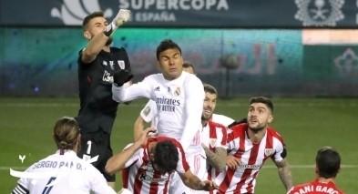السوبر الإسباني| بيلباو يجرد ريال مدريد من اللقب