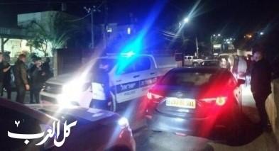 إطلاق النار على منزل مدير مدرسة في باقة الغربية