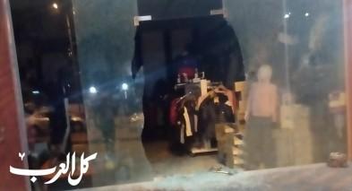 طمرة: اطلاق نار على محل تجاري وسيارة دون اصابات