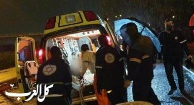 حيفا: إصابة شابة إثر تعرّضها للدهس