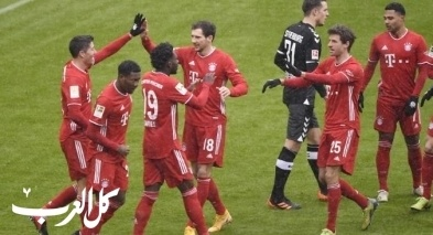 بايرن ميونخ يفوز على فرايبورج في الدوري الالماني