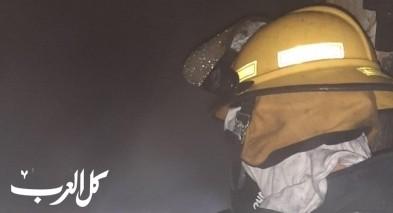 مصرع شخص جراء حريق في شقة سكنية قرب حيفا