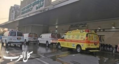 رهط| اصابة طفلة (عامان) بجراح خطيرة إثر سقوطها عن ارتفاع