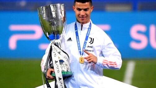 رونالدو أصبح اللاعب الأكثر تسجيلاً للأهداف