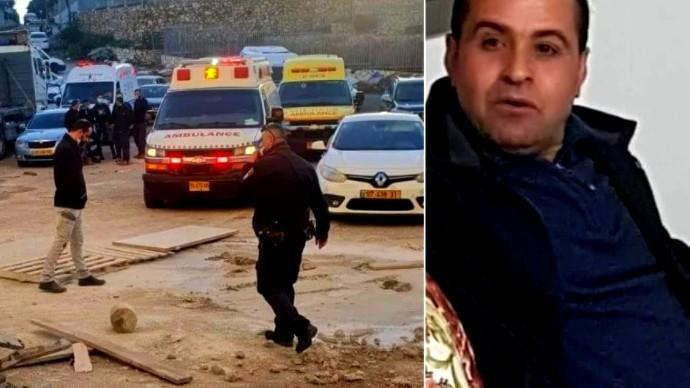 مصرع مروان كبها اثر حادث عمل