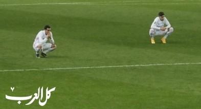 ألكويانو يفوز على ريال مدريد ويطرده من كأس إسبانيا