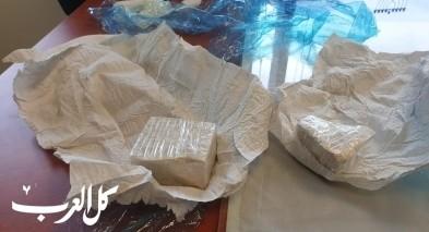 اعتقال مشتبهين من طمرة والضفة بتجارة المخدرات
