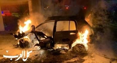 اللد: اصابة شاب عربي بجراح خطيرة اثر انفجار سيارة في احد الاحياء
