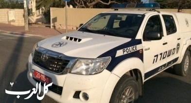 كفر ياسيف: اعتقال قاصر بإلقاء حجارة على الشرطة