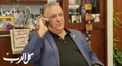 رئيس بلدية الناصرة علي سلاّم يدعم مطالب مستشفيات الناصرة