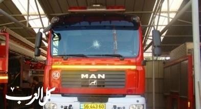 كرمئيل: اندلاع حريق في شقة سكنية