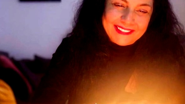 صباح الجزائري تحتفل بعيد ميلادها