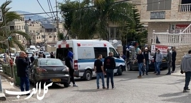 دير الاسد: اصابة شاب بجراح خطيرة بعد تعرضه لاطلاق نار