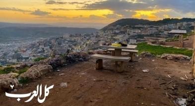 دير الاسد: أعمال تخريب بمتنزه القصيبة