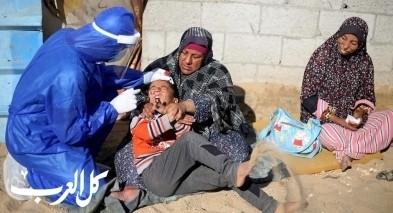 إسرائيل تمنع نقل لقاحات كورونا الى غزة