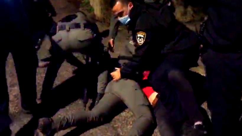 الشعبية في طمرة: نستنكر تصرفات الشرطة