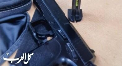 بيت شيمش: اعتقال مشتبه مسلح