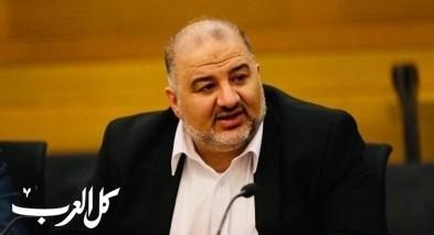 د. منصور عباس ردًّا على خطة نتنياهو: غير كافية