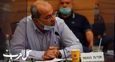 الطيبي ردا على خطة نتنياهو: هزيلة ولا تحارب العنف