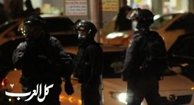 اعتقال 7 مشتبهين في مظاهرة الطيبة