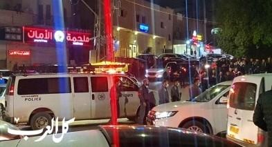 كفركنا: شجار بين شبان واصابات وقوات الشرطة تهرع