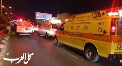 حيفا: اصابة شاب بجراح خطيرة اثر تعرضه للطعن