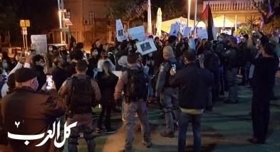 إطلاق سراح شابة اعتقلت بمظاهرة حيفا