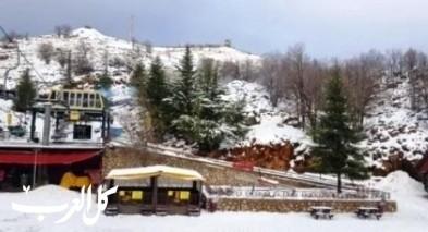 فتح ابواب جبل الشيخ بشرط الحجز المُسبق