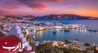 إسرائيل واليونان تعلنان عن اتفاق سياحي
