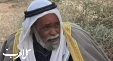 بئر هداج: وفاة الشيخ عودة الجماعين