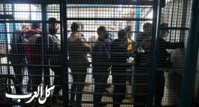 عمّال فلسطينيون: نناشد بفتح المعابر
